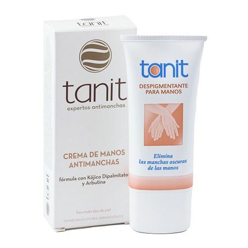 TANIT DESPIGMENTANTE MANOS EMULSION 50ML