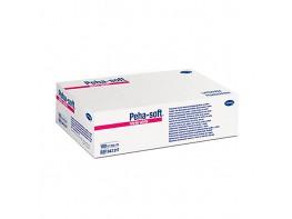 GUANTES PEHA-SOFT NITRILO BLANCO T/G 100